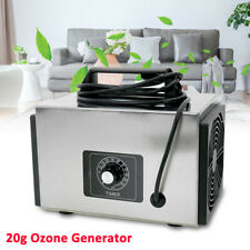 Brand New Industrial Ozone Generator 20000mg /h Pro Air Purifier Mold Mildew