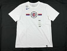 NEW Nike Los Angeles Clippers - Men's Short Sleeve Shirt (Multiple Sizes)