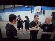 Wing Chun Masters seminar Alan Gibson Dvd