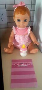 LuvaBella Luva Bella Interactive Baby Doll Model 22700 Blonde Works Great