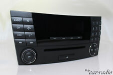 Mercedes audio 20 CD mf2321 w211 s211 clase e radio original a 211 870 21 89