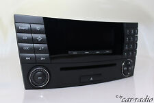 Original Mercedes Audio 20 CD mf2321 w211 s211 Classe-E ALPINE Autoradio 2-din