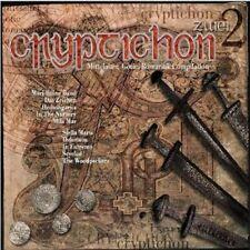 Cryptichon 2 - Doppel CD - Neu OVP - Delerium In Extremo Spilwut Scyclad Runkel