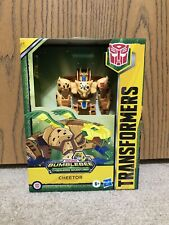 Transformers ~ Bumblebee Cyberverse Adventures ~ Deluxe Cheetor ~ Dinobots Unite