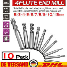 6mm Fräser L=68 Z=3 M38 Schaftfräser Metall Kunststoff Holz vergl HSSE HSS-E