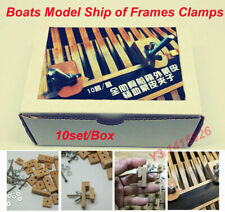 10Set/box Hull planking pear wood clamps for Boats Model Ship PLANKING clamp New