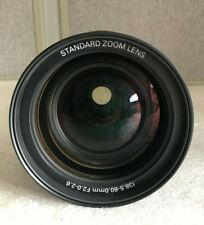 Christie DS+750 DLP Projector Standard Zoom Lens LNS-S50 - f38.5-60.0mm F2.0-2.6