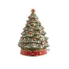 Villeroy & Boch Toy's Delight Albero Natale con Orologio Carillon - Christmas
