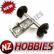 Integy C28674SILVER Billet Machined Wheelie Bar Set : Arrma 1/8 Kraton 6S BLX