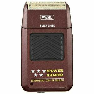 WAHL 5-Star Shaver / Shaper Cord / Cordless Bump Free #8061-100