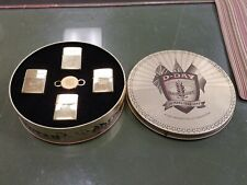 Zippo 50 Years 1944-1994 D Day WW2 Military Lighter set