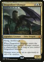 DRAGONLORD OJUTAI Dragons of Tarkir MTG Gold Creature ?Elder Dragon Mythic Rare