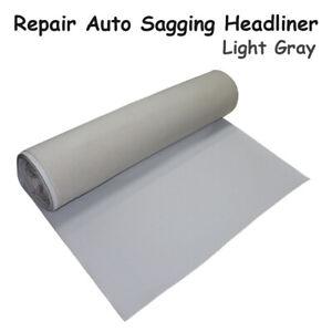 Headliner Fabric Replace Saggy/Dirty/Tear Ceiling Auto Ute Caravan Van SUV Boat
