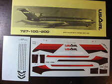 1/144 ATP DECALS BOEING 727 100 / 200 USAIR DECALCOMANIE