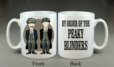 By Order of the Peaky Blinders TV Show Mug Gift Birthday Present Tommy Shelby
