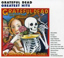 Grateful Dead - Skeletons From The Closet: The Best Of The Grateful Dead [CD]