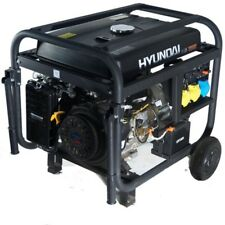Hyundai HY7000LEk 5.5kW Long Run Tank Electric Start Petrol Generator