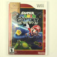 Super Mario Galaxy  (Nintendo Wii, 2011) CIB