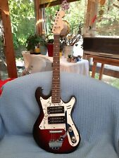 Teisco / Audition E-Gitarre Hertiecaster Japan Vintage