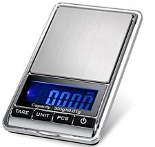 TBBSC Smart Weigh Scale High Precision Digital Pocket Scale 300g/0.01g Jewelry