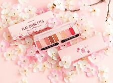 Etude House Play Color Eyes Cherry Blossom Eye Palette 2017 NEW