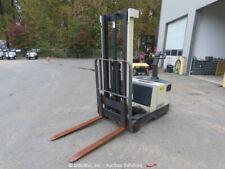 Crown 20Wbtf Electric 2,000 Lb Warehouse Industrial Forklift bidadoo -Repair