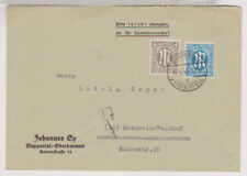 BIZONE/Le-Post, Mi. 18az, 26bz, Wuppertal-Langerfeld, 17.4.46