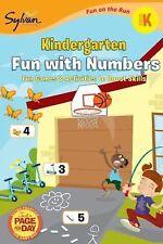 Kindergarten Fun with Numbers Sylvan Fun on the Run Series Fun on the Run Mat