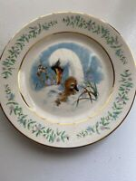 Vintage Avon Commemorative Plate GENTLE MOMENTS BY ENOCH WEDGWOOD ENGLAND
