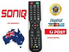 Genuine Soniq TV Remote Control For  T2E43V15D-AU S55V16A-AU Life Warranty