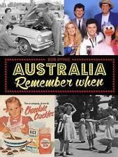 Australia Remember When by Bob Byrne (Paperback, 2016)