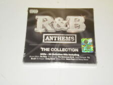 R&B ANTHEMS THE COLLECTION - BOX 3 CD DIGIPAK 2014 - 50 DEFINITIVE HITS  NEW!!FT