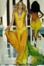 Roberto Cavalli Runway/Editorial Dress Spring/Summer 2005 Size 40IT