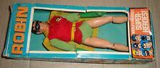 MEGO WORLD'S GREATEST SUPER-HEROES ROBIN BOX VERSION MEGO CORP. 1972 (BATMAN)
