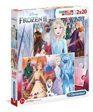 Disney Frozen 2 Jigsaw Puzzles (2 x 20 Pieces)