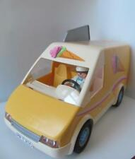 Playmobil Zoo/Dollshouse/Beach Holiday: Ice Cream Man & Van NEW