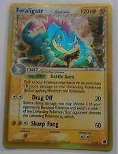 Carte Pokemon Aligatueur 120 pv Iles des Dragons  holo !!!