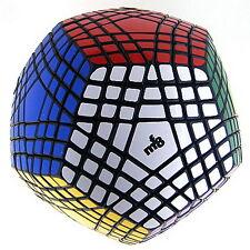 Mf8 Black 12 Side Teraminx 3-layers Megaminx Magic Cube Twist Puzzle Toy