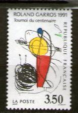 TIMBRE 2699 NEUF XX LUXE - ROLAND GARROS TOURNOI DU CENTENAIRE - TENNIS