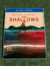 The Shallows Blu Ray US Import mit Lenticular Sleeve