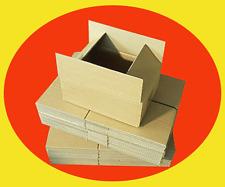 50 Kartons 400x250x150mm - Versandkartons - Päckchen
