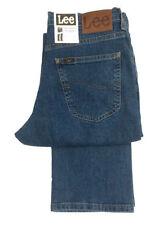 Jeans da uomo tagliamo classici , dritti regolanti marca Lee