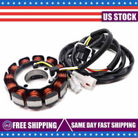 High Output Stator Fit For Yamaha YFZ 450 2004 05 2006 2007 2008 2009 2012 2013