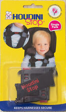 New Houdini Stop Car Seat Safety Harness Chest Strap Clip Snug Sit Kids Baby