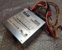 RAM Technologies PFC175 SFX 175W Medical Grade Power Supply Unit / PSU