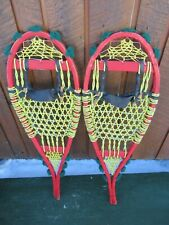 """Snowshoes 34"""" Long Ready To Hang for Decoration"""