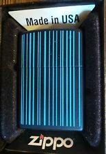 rare Zippo  lucky strike bar code only promotion in  argentina 2012