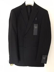 Van Heusen Men European Fit Suit Navy New (96R/84R)
