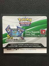 Pokemon Kingdra Ex Collection Box Online Promo Code