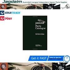 New Jaguar XJS Parts Catalogue XJS RTC9900CA